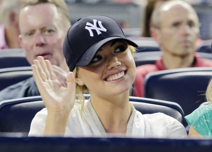 Kate Upton, New York, 31 mai 2013.