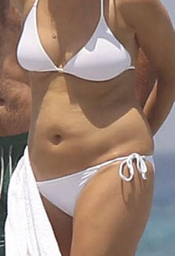 Kate Walsh à Mexico, le 19 juillet 2012.