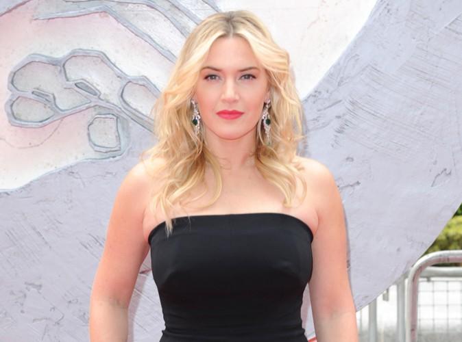 Kate Winslet : chic et sobre pour un nouvelle avant-premi�re glamour !