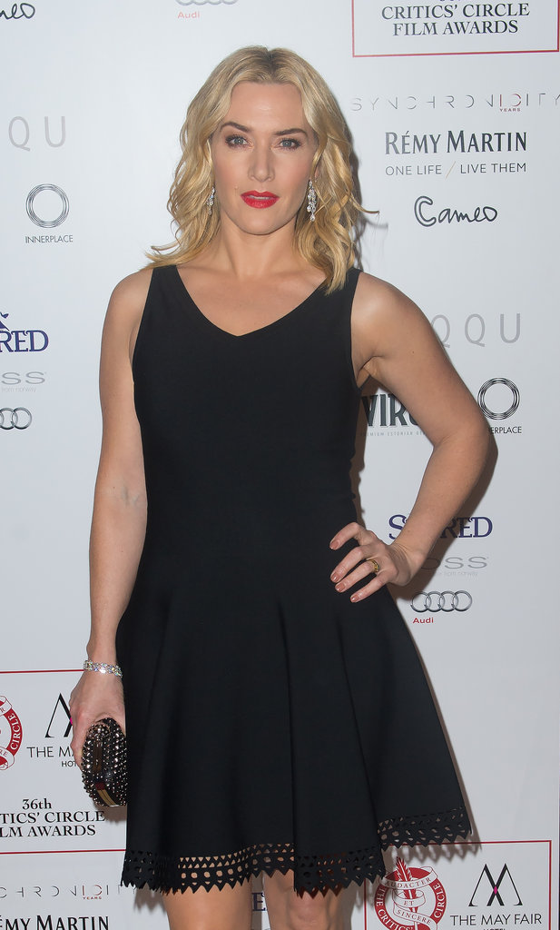 Kate Winslet au London Critics Circle Film
