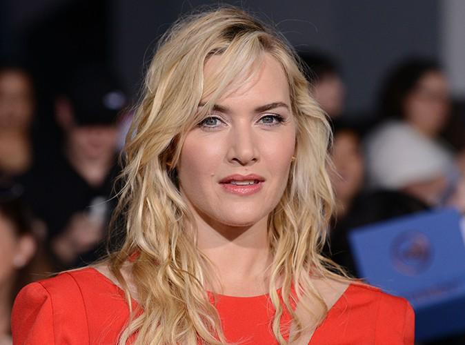 Kate Winslet à Los Angeles le 18 mars 2014