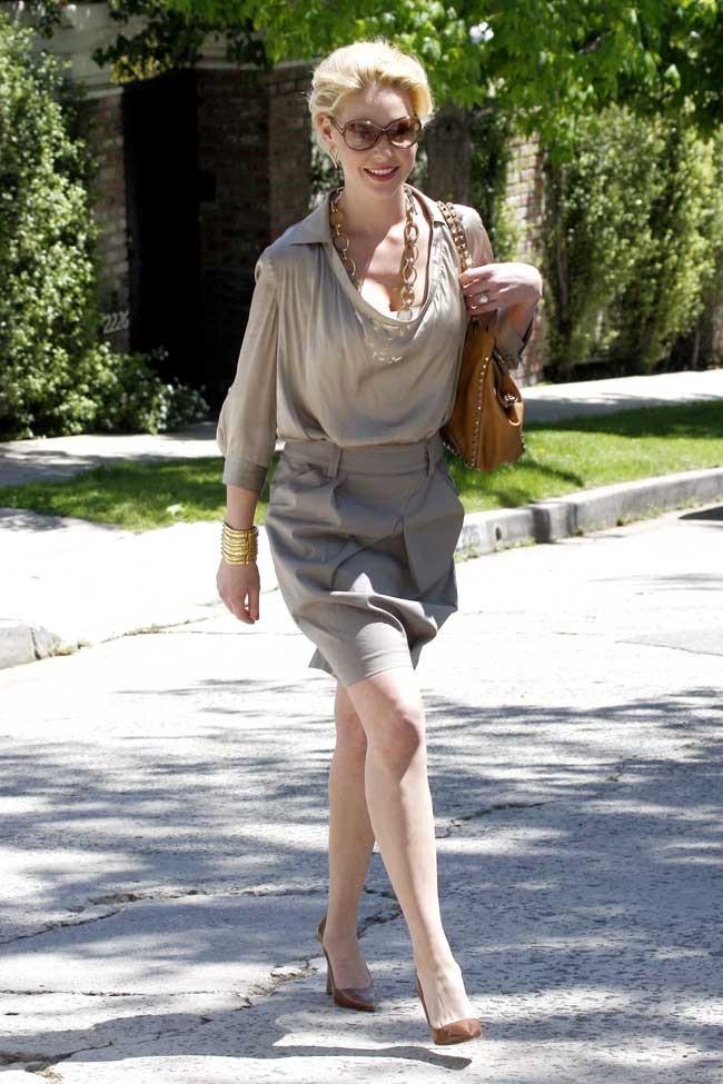 La reine du fashion-faux pas a encore frappé !
