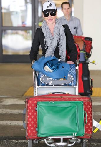 Katherine Heigl à Los Angeles le 20 février 2014