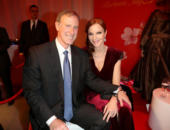 Marcia Cross et son mari Tom Mahoney sont mariés depuis 2006