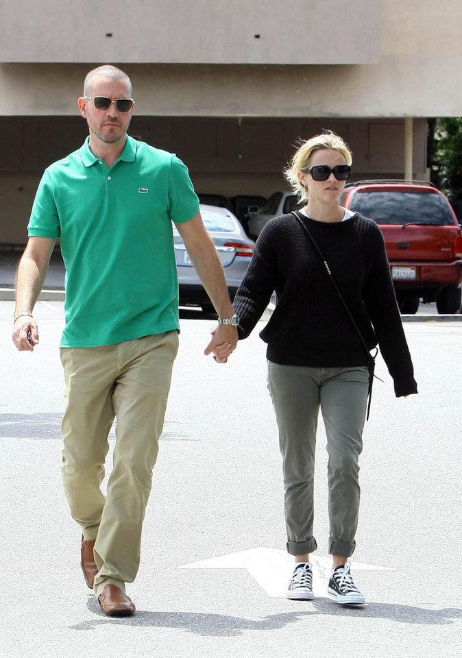 Reese Witherspoon et Jim Toth sont mariés depuis 2011