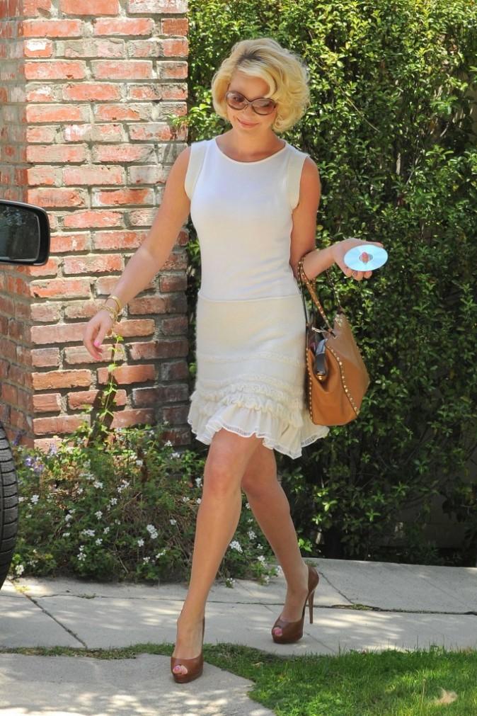 Katherine Heigl le 8 mai 2012 à Los Angeles