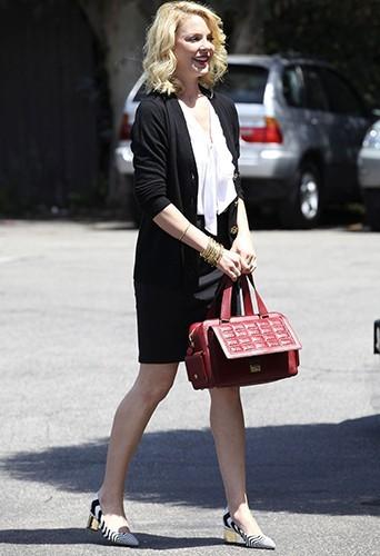 Katherine Heigl à Los Angeles le 15 avril 2013