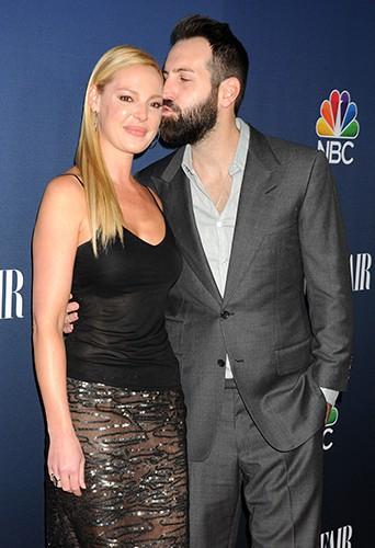 Katherine Heigl et Josh Kelley à Los Angeles le 16 septembre 2014