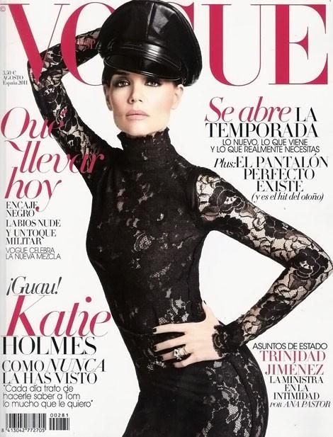 SM dans Vogue