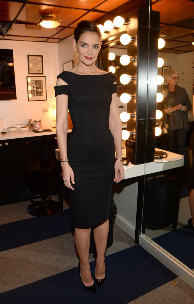 Photos : Katie Holmes avoue être obnubilée par Beyoncé !