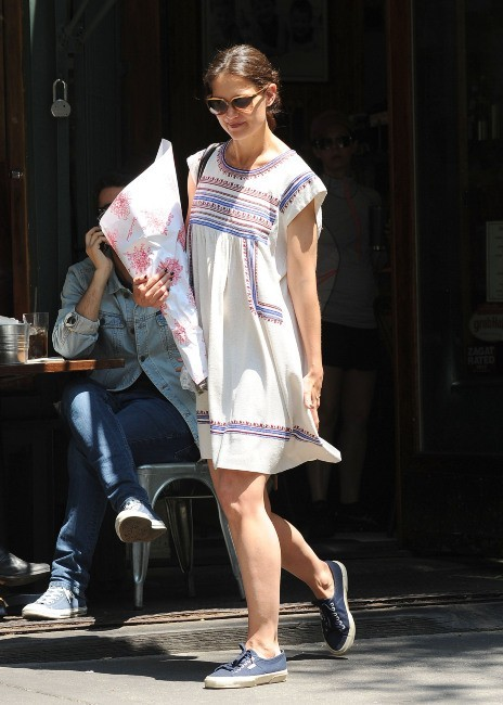 Katie Holmes, New York, 11 juin 2013