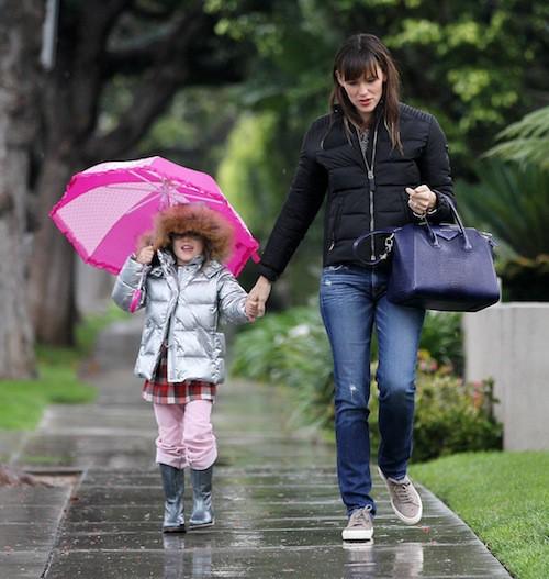 Seraphina, la fille de Ben Affleck et Jennifr Garner