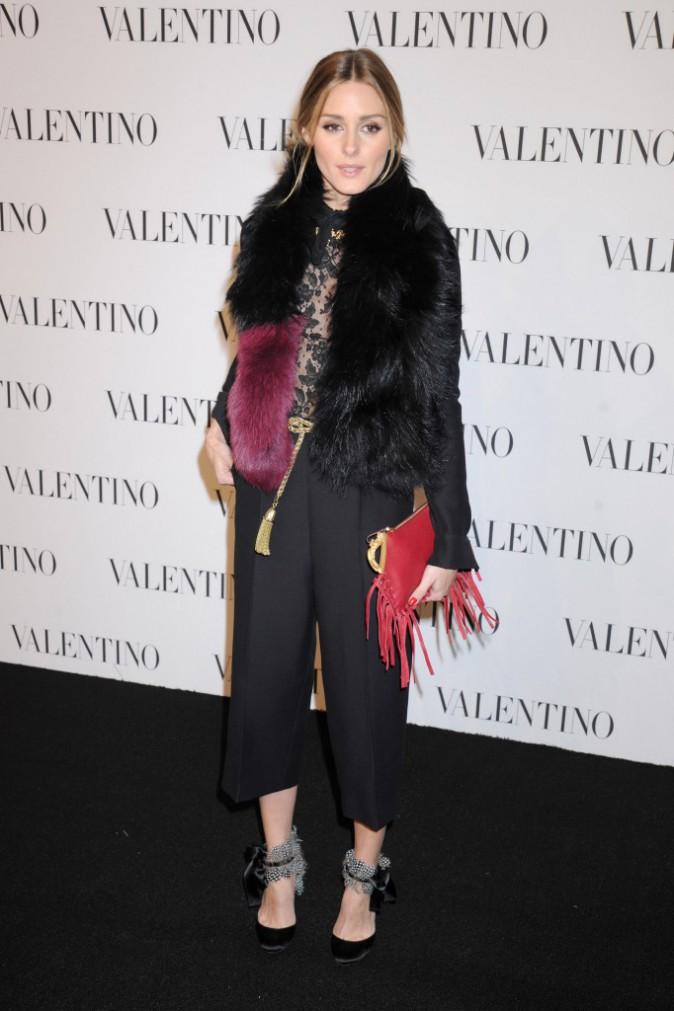 Olivia Palermo le 10 décembre 2014