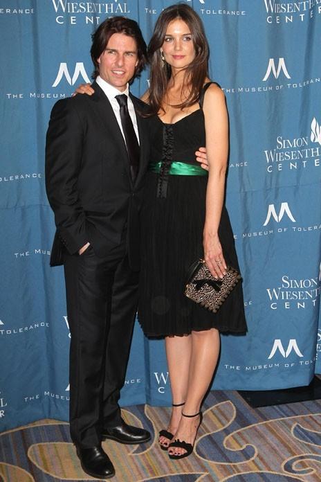 Katie Holmes et Tom Cruise, leur mariage continue !