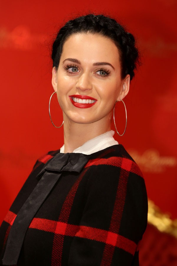 "Katy Perry à Berlin pour la promotion de son parfum ""Killer Queen"" le 25 septembre 2013"