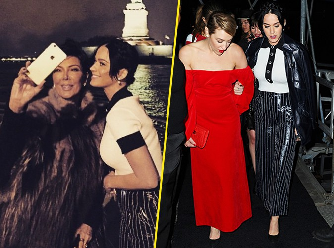 Katy Perry : compl�tement fan des Kardashian/Jenner !