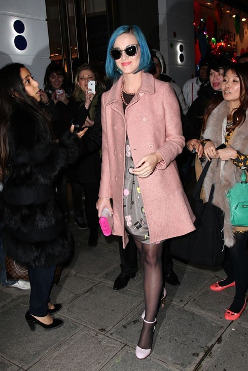 Katy Perry en sortie shopping !
