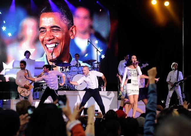 Katy Perry le 24 octobre 2012 à Las Vegas