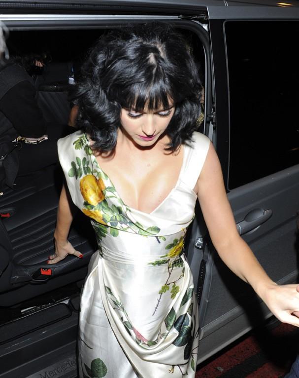 Katy Perry à la cérémonie des ELLE Style Awards organisée à Londres le 18 février 2014