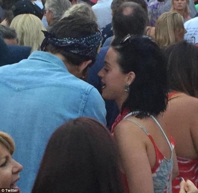 Katy Perry et John Mayer ne se cachent plus !