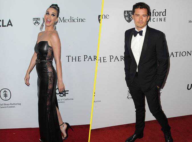 Photos : Katy Perry et Orlando Bloom : ils s'évitent en public !