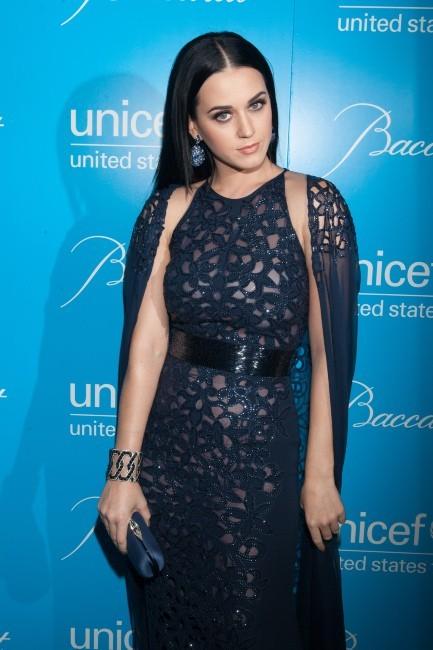 Katy Perry au bal de l'Unicef le 27 novembre 2012 à New York