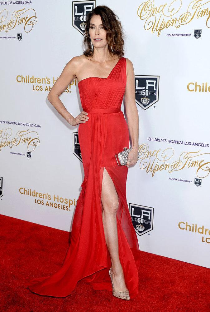 "Teri Hatcher au gala ""Once Upon a Time"""