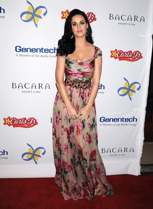 Katy Perry à la soirée Dream Foundation Celebration of Dreams le 16 novembre 2012 à Santa Monica