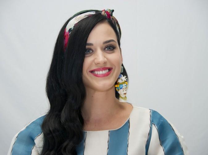 Katy Perry en promo au Mexique, le 22 avril 2013.