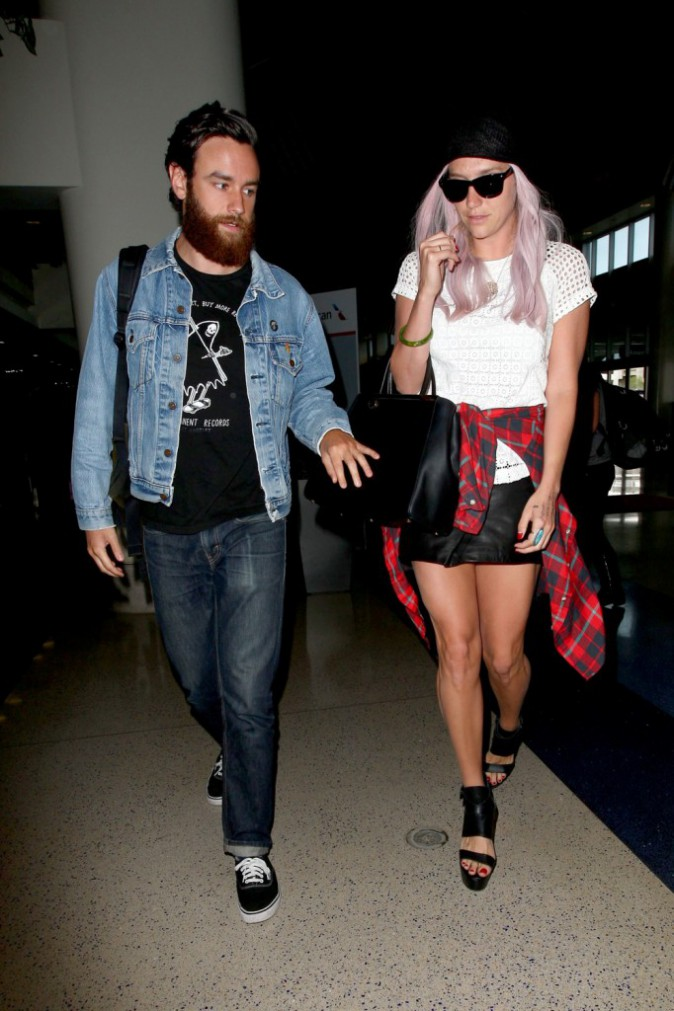 Photos : Ke$ha : la chanteuse vous présente son nouveau boyfriend !
