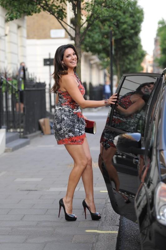 Kelly Brook le 26 juin 2013 à Londres