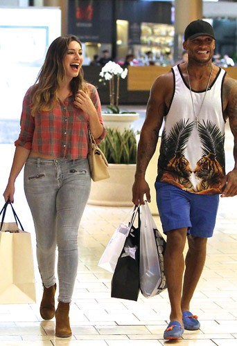 Kelly Brook : de nouveau inséparable de son ex, David McIntosh !