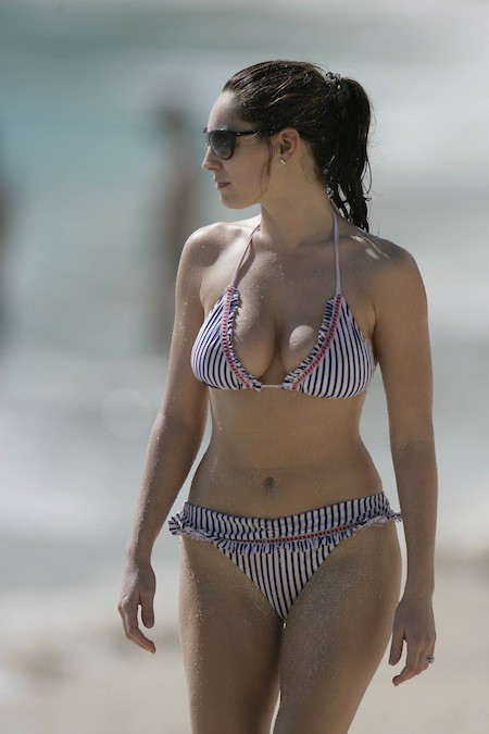 Kelly Brook en 2008