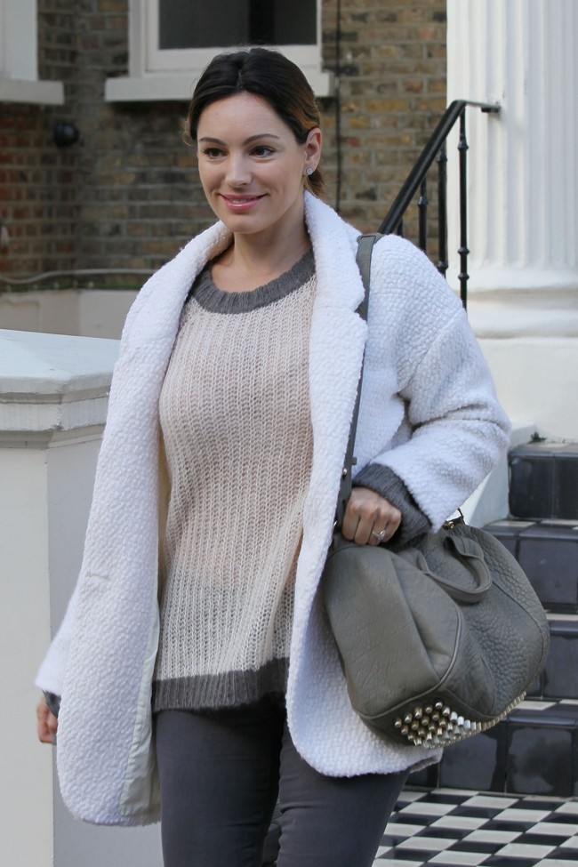 Kelly Brook le 4 septembre 2012 à Londres