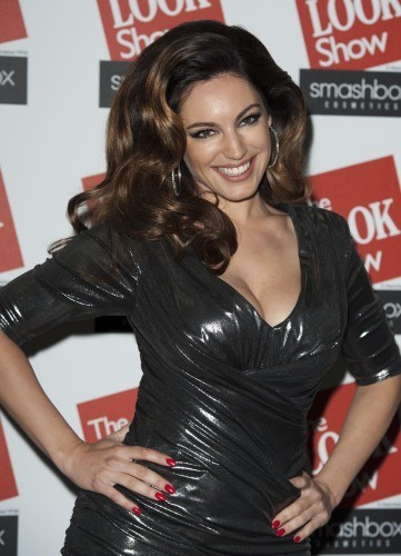 Kelly Brook, Londres, 6 octobre 2012.