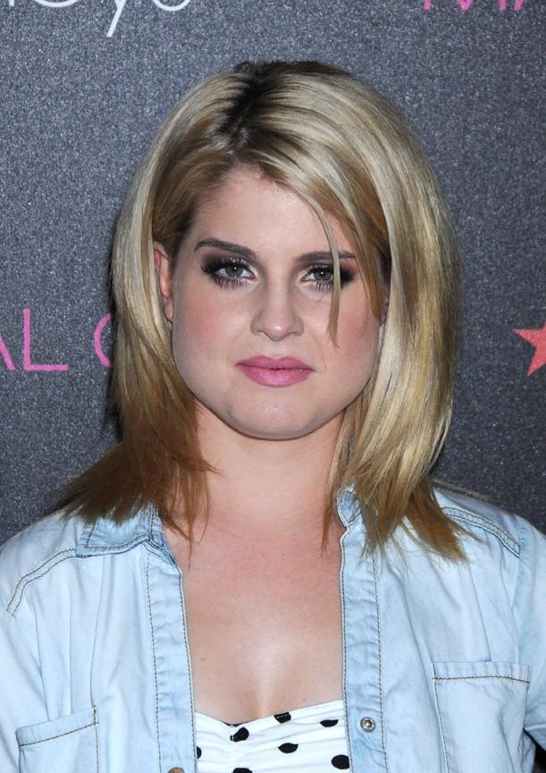 """Kelly Osbourne pour le lancement de la nouvelle collection """"Material Girl"""" chez Macy's à Los Angeles, le 24 mars 2011."""