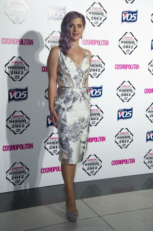 Kelly Osbourne le 30 octobre 2012 à Londres
