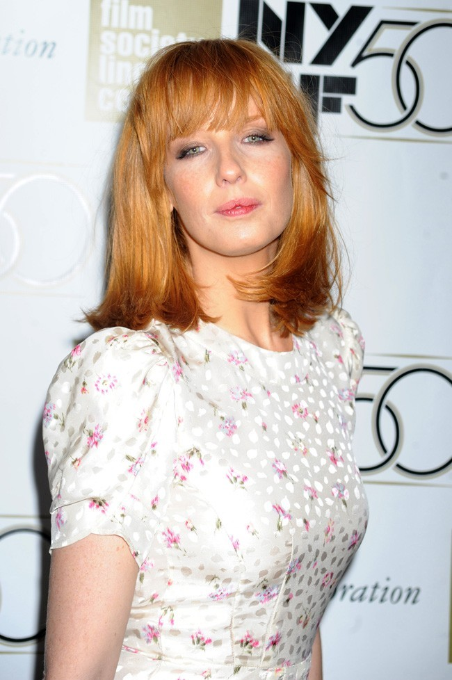 Kelly Reilly le 14 octobre 2012 à New York