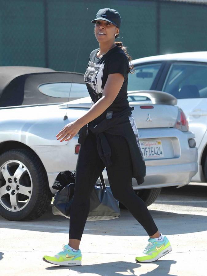 Kelly Rowland : rayonnante au naturel !