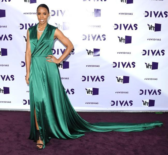 Kelly Rowland lors du concert VH1 Divas Live à Los Angeles, le 16 décembre 2012.