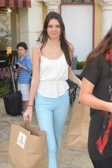 Kendall Jenner le 27 mars 2013 à Los Angeles