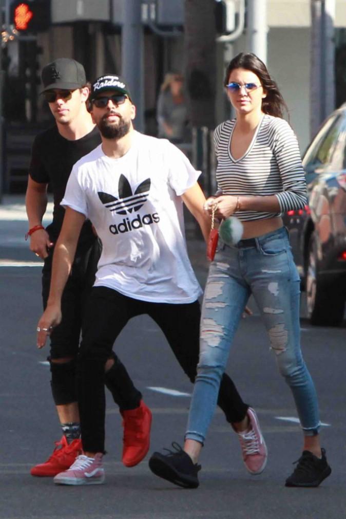 Kendall et Kylie Jenner : À chacune ses amis !