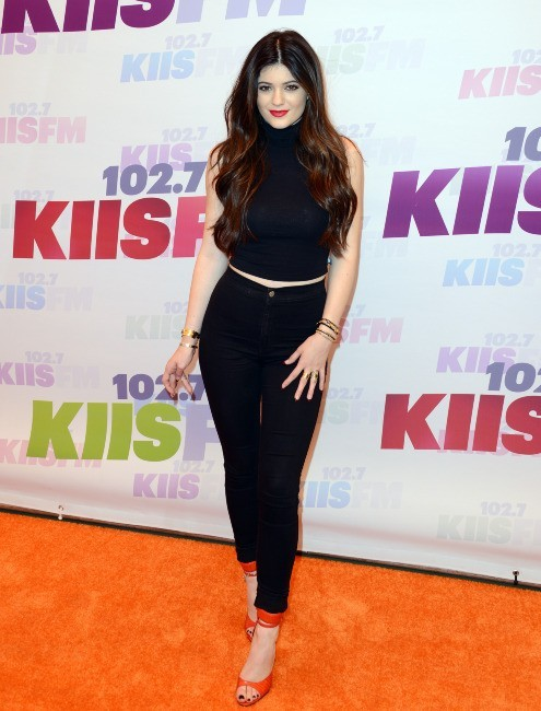 Kylie Jenner, Carson, 11 mai 2013