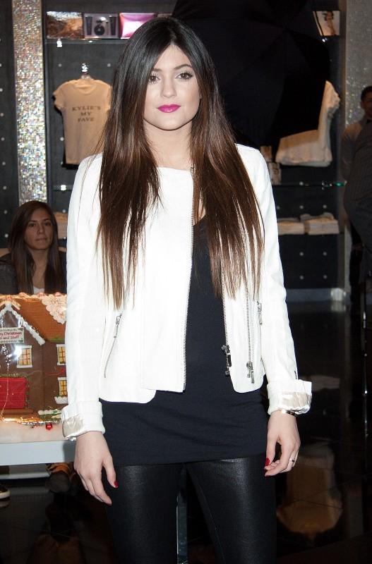 Kylie Jenner, Las Vevas, 15 décembre 2012.