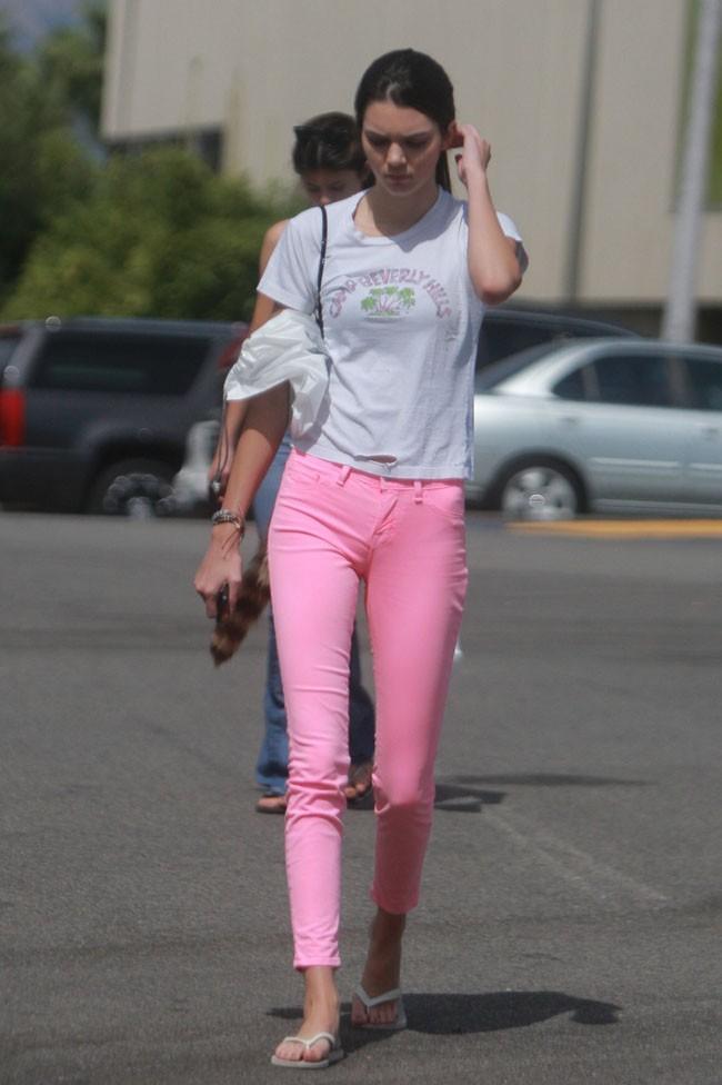 Kendall Jenner le 21 septembre 2012 à Los Angeles