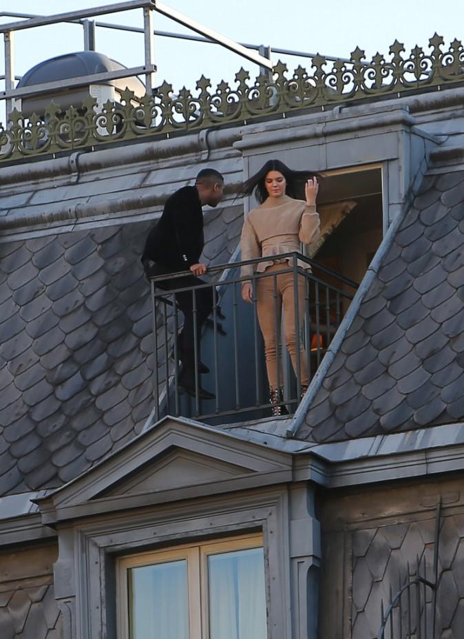Kendall Jenner le 1er octobre 2015