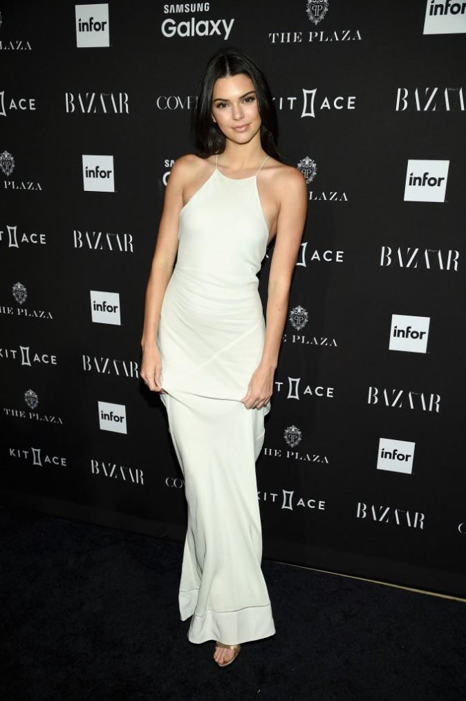Kendall Jenner le 16 septembre 2015