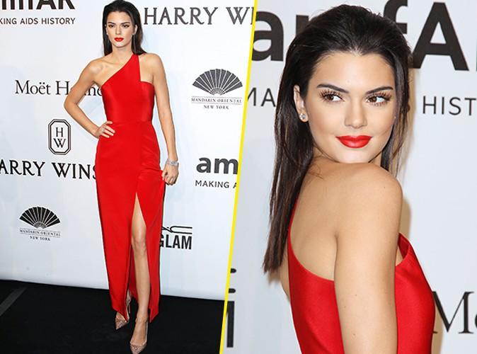 Photos : Kendall Jenner : bombe atomique à l'amfAR !