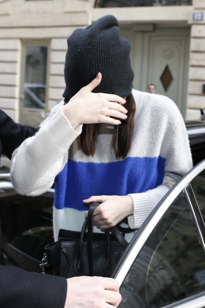 Kendall Jenner le 4 mars 2015