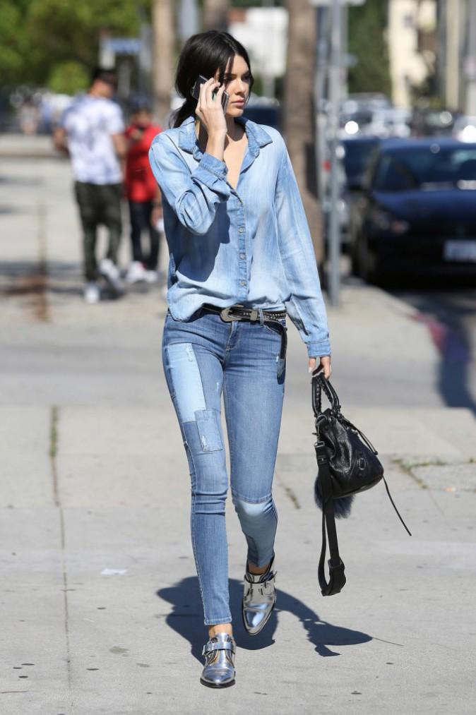 Kendall Jenner le 14 juin 2015
